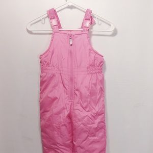 The Childrens Place 2T Snowsuit Pink Girl Winter